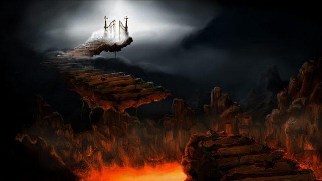 地獄からの脱出