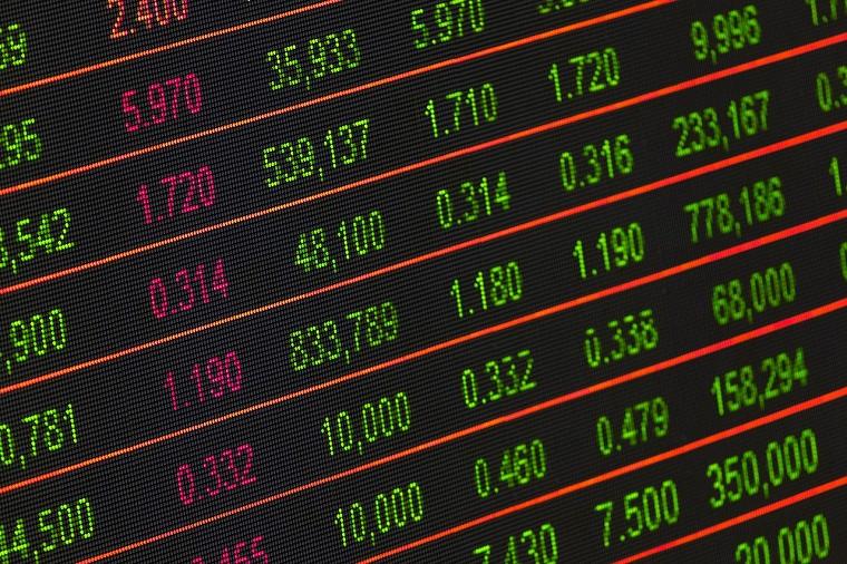 株価ボード