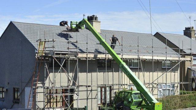 住宅の修理